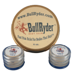 Cowboy Pain Relief - Bullryder Pain Relief Formula